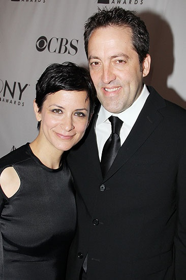 2011 Tony Awards Red Carpet – Anna D. Shapiro - Ian Barford