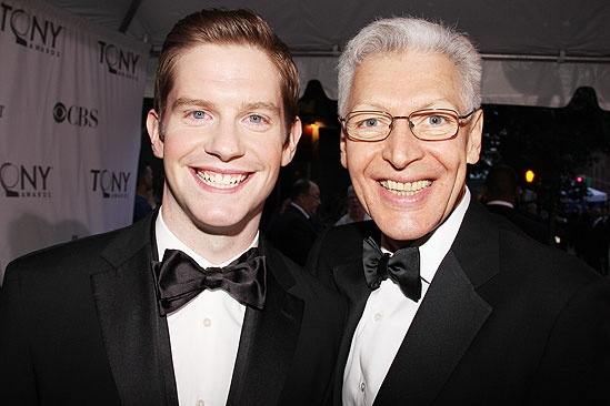 2011 Tony Awards Red Carpet – Rory O'Malley - Tony Sheldon