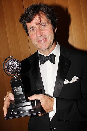 2011 Tony Awards Winners Circle – Brian Ronan