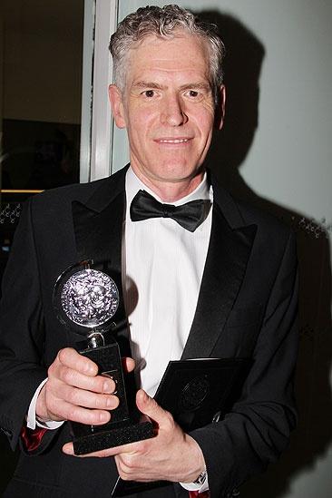 2011 Tony Awards Winners Circle – Christopher Shutt
