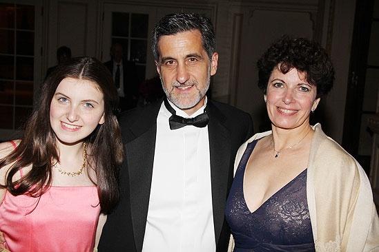 Tony ball '11 - William Berloni - family