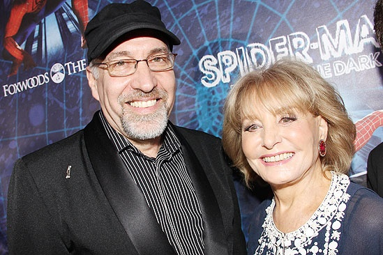 Spider-Man opening  Phillip William McKinley  Barbra Walters