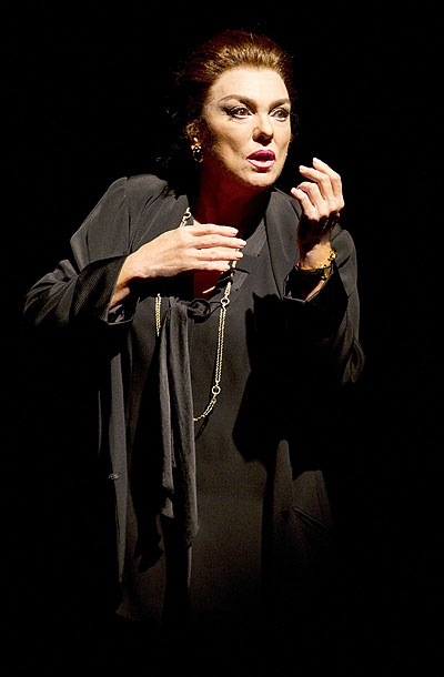 Show Photos - Master Class - Tyne Daly