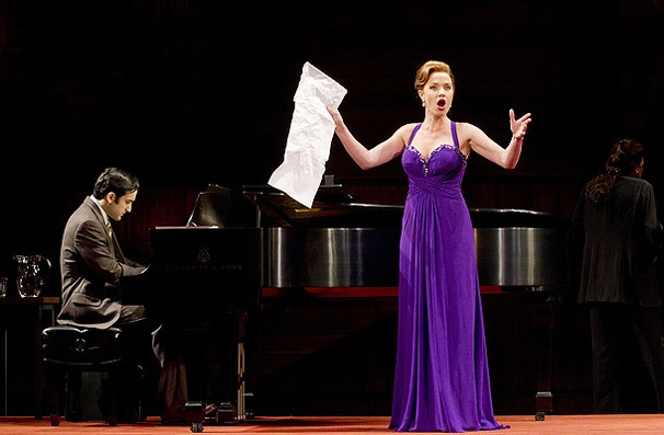 Show Photos - Master Class - Jeremy Cohen - Sierra Boggess