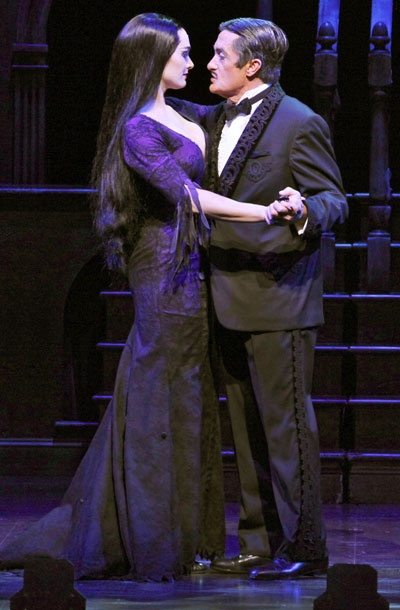 Show Photos - The Addams Family - Brooke Shields - Roger Rees
