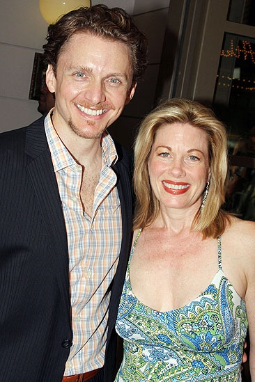 Master Class Opening Night  Jason Danieley  Marin Mazzie