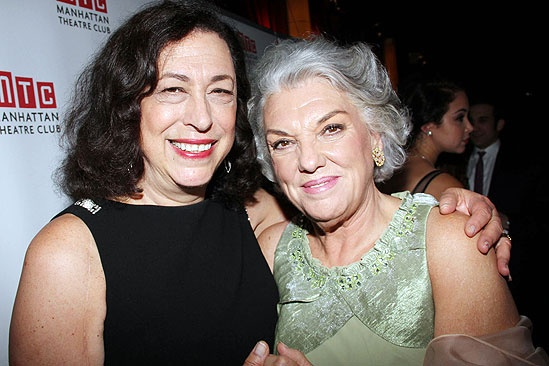 Master Class Opening Night  Lynne Meadow  Tyne Daly