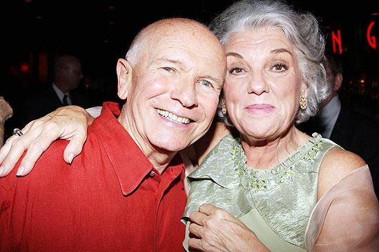 Master Class Opening Night  Terrence McNally  Tyne Daly 