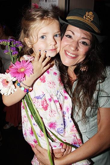 Hair Opening Night 2011 – Caren Lyn Tackett – daughter Ravyn Souix