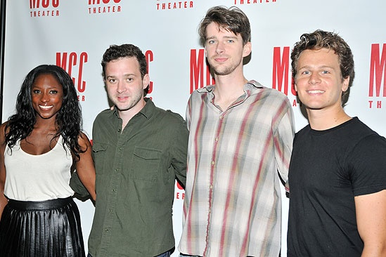 <i>The Submission</I> Meet and Greet  - Rutina Wesley – Eddie Kaye Thomas – Will Rogers – Jonathan Groff