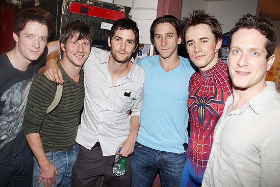Jim Sturgess  Matthew James Thomas  Christopher Tierney  Jim Sturgess  Luther Creek  Reeve Carney  Matt Caplan