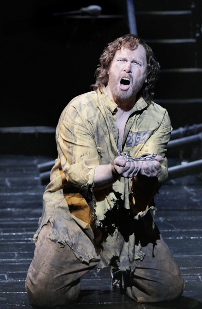 Show Photos - Les Miserables - J. Mark McVey