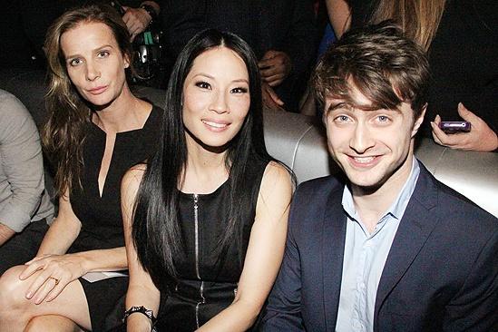 Artios Award – Rachel Griffiths – Lucy Liu – Daniel Radcliffe
