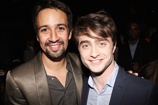 Artios award  Lin-Manuel Miranda  Daniel Radcliffe