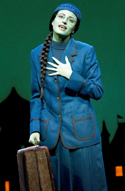 Show Photos - Wicked - Jackie Burns