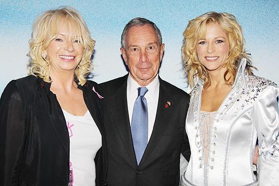 Mamma Mia Tenth Anniversary – Judy Craymer – Michael Bloomberg – Lisa Brescia