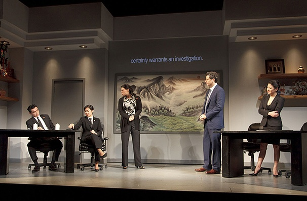 Show Photos - Chinglish - Johnny Wu - Angela Lin - Christine Lin - Gary Wilmes - Jennifer Lim