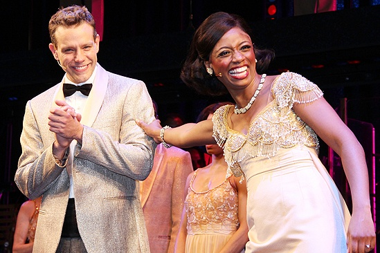 Adam Pascal First Memphis Performance – Adam Pascal – Montego Glover (pat)