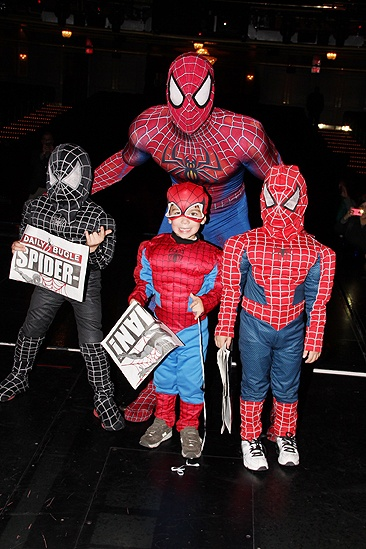 Spider-Man Halloween  Christopher Tierney
