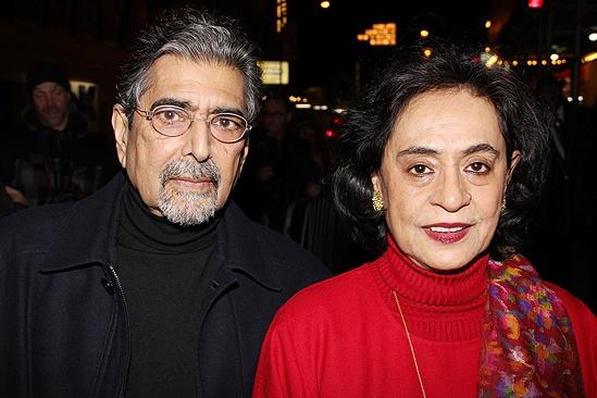Private Lives opens - Sonny Mehta - Gita Mehta