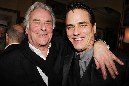 Private Lives opens - Richard Eyre - Paul Gross