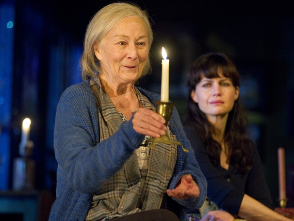 Show Photos - Road to Mecca - Rosemary Harris - Carla Gugino
