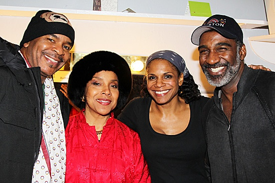 Porgy and Bess - David Alan Grier, Phylicia Rashad, Audra McDonald and Norm Lewis