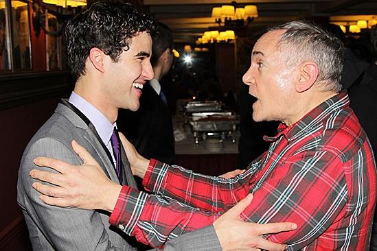 How to Succeed – Darren Criss Opening – Darren Criss – Craig Zadan.