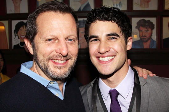 How to Succeed  Darren Criss Opening  Rob Ashford  Darren Criss