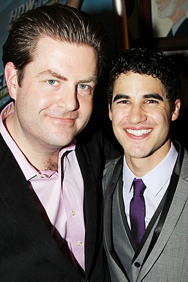 How to Succeed – Darren Criss Opening – Darren Criss – Paul Wontorek