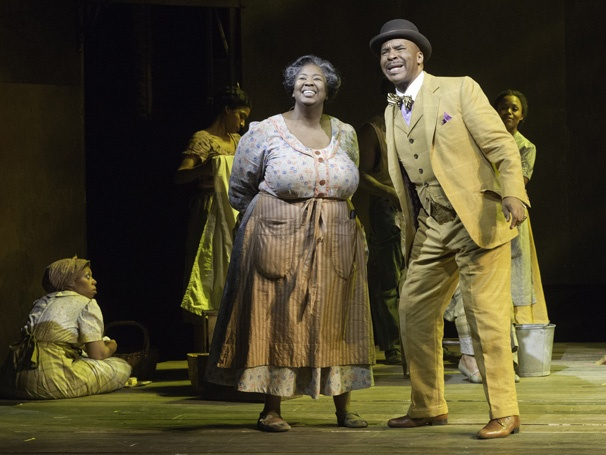Show Photos - Porgy and Bess - NaTasha Yvette Williams - David Alan Grier