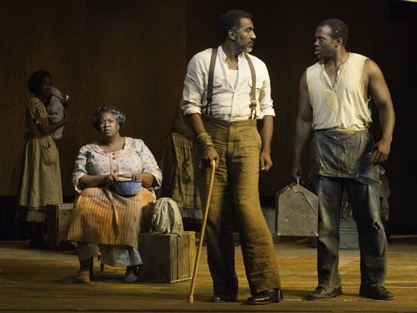 Show Photos - Porgy and Bess - NaTasha Yvette Williams - Norm Lewis - Joshua Henry