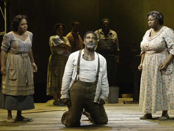 Show Photos - Porgy and Bess - Bryonha Marie Parham - Norm Lewis - NaTasha Yvette Williams