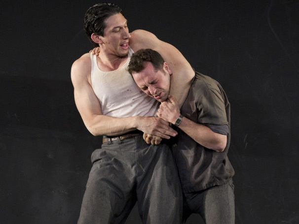 Show Photos - Look Back in Anger - Adam Driver - Matthew Rhys
