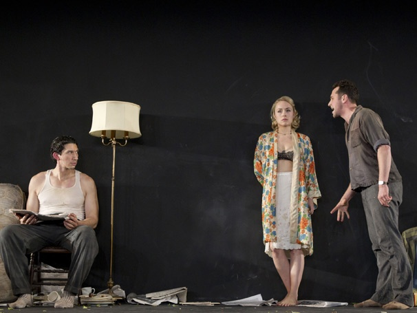 Show Photos - Look Back in Anger - Adam Driver - Sarah Goldberg - Matthew Rhys