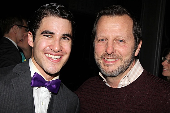 How to Succeed  Darren Criss Final  Darren Criss  Rob Ashford
