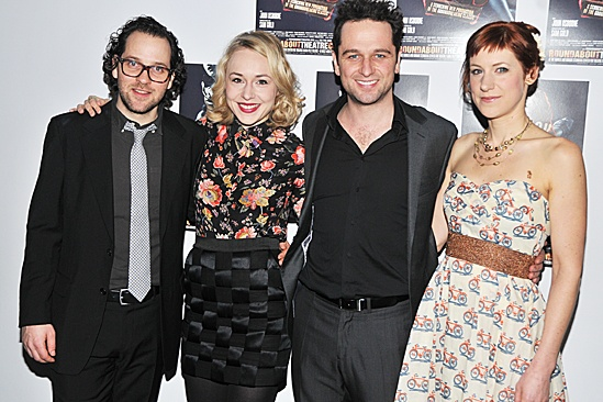 Look Back in Anger – Opening Night – Sam Gold – Sarah Goldberg – Matthew Rhys – Charlotte Parry