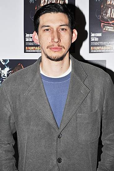 Look Back in Anger – Opening Night – Adam Driver