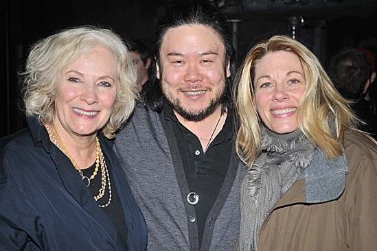 Carrie- Betty Buckley, Marin Mazzie, Stafford Arima