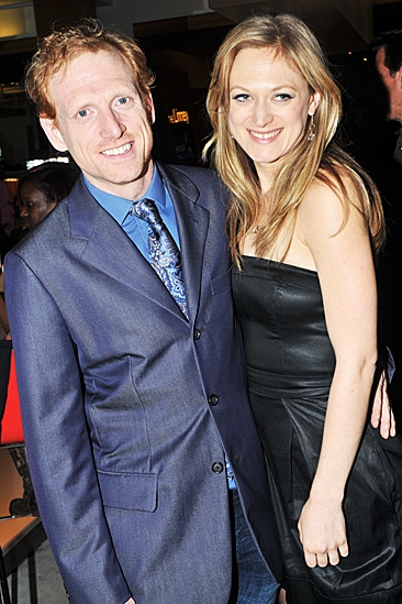 Marin Ireland with Bekar