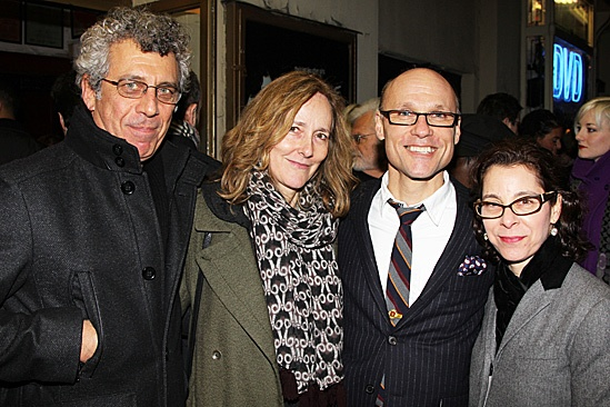 Carrie - Eric Bogosian - Will Cantler - Jan Cantler - Jo Bonney