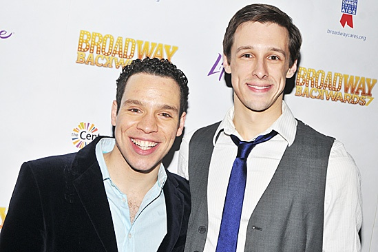Broadway Backwards 7 – Robin De Jesús– Jason Michael Snow