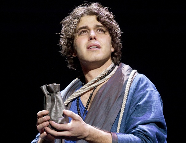 Show Photos - Jesus Christ Superstar - Josh Young