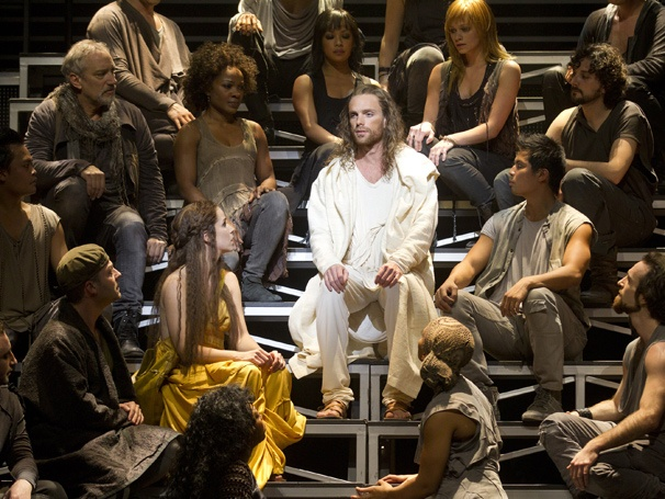 Show Photos - Jesus Christ Superstar - Paul Nolan - cast