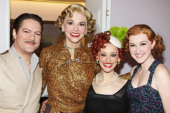 Anything Goes – Sutton's Last Show – Robert Petkoff – Sutton Foster – Jessica Stone – Erin Mackey