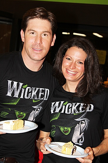 Stephen Schwartz's Birthday with Wicked and Godspell -  Richard H. Blake – Jackie Burns