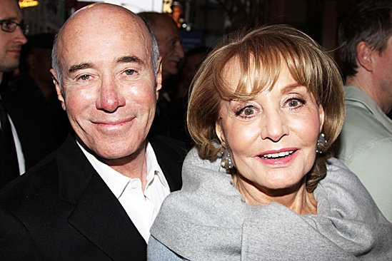 Death of a Salesman- David Geffen  & Barbara Walters
