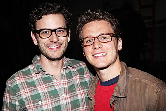 Carrie - Wayne Alan Wilcox and Jonathan Groff