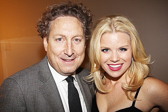 Miscast- Bernie Telsey and Megan Hilty
