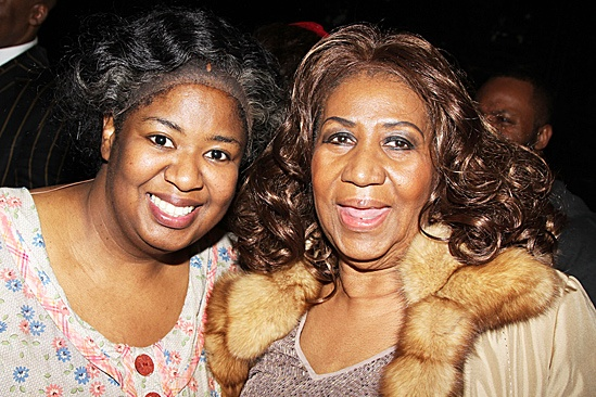 Porgy and Bess- NaTasha Yvette Williams and Aretha Franklin